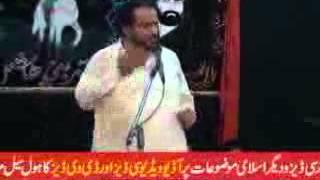 getlinkyoutube.com-21 Ramzan 2014 par khas majlis Zakir Saqlain Abbas Ghalo at Multan