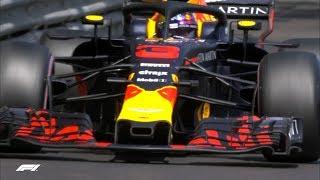 2018 Monaco Grand Prix: Qualifying Highlights