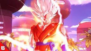 getlinkyoutube.com-GOKU SUPER SAIYAN WHITE TRANSFORMATION | Xenoverse Ultimate Gameplay [Episode 101]