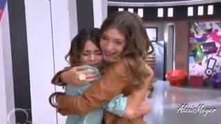 """getlinkyoutube.com-Violetta 2 : Los chicos se despiden de Angie cantando  """"Algo se enciende"""""""