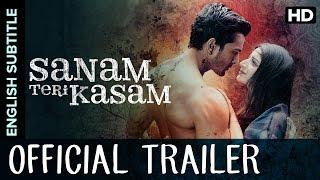 Sanam Teri Kasam Official Trailer with English Subtitle | Harshvardhan Rane, Mawra Hocane