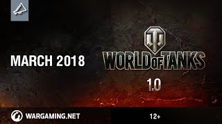 World of Tanks - Update 1.0 Gameplay Trailer