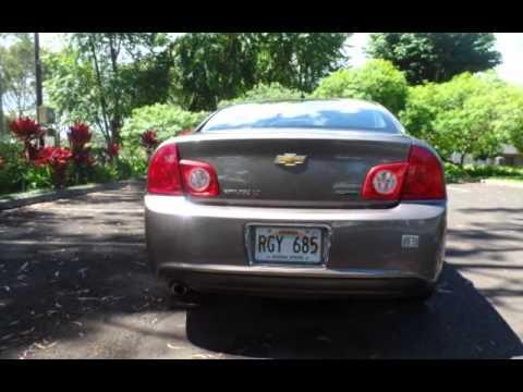 2011 Chevrolet Malibu LT for sale in WAHIAWA, HI