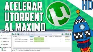 getlinkyoutube.com-Acelerar velocidad de Utorrent Sin programas 2015 | Descargas Rapidas