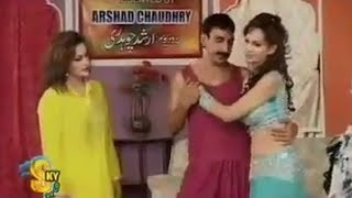 getlinkyoutube.com-Nargis, Deedar, Iftikhar Thakur, Naseem Vicky All Time Best Stage Drama