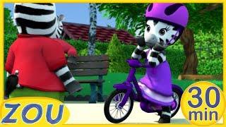 getlinkyoutube.com-Zou - Compliation d'épisodes