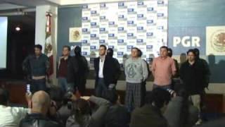 getlinkyoutube.com-Detienen a hijo del 'Mayo' Zambada