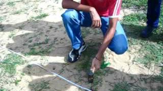 getlinkyoutube.com-Experiência de Medição de Resistividade da terra - Medidas Elétricas - UFRN 05