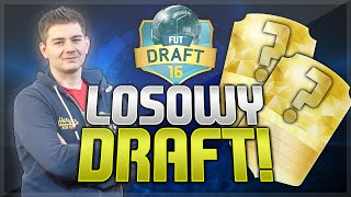 getlinkyoutube.com-#1 Losowy Draft | FIFA 16 | Skład, mecz, paczki!
