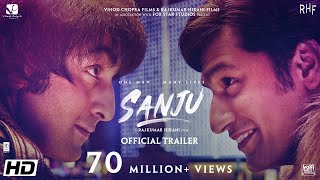 Sanju | Official Trailer | Ranbir Kapoor | Rajkumar Hirani | Releasing on 29th June