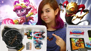 getlinkyoutube.com-New Skylanders Superchargers & GIVEAWAY | Eons Elite, SPLAT, Sky Racing & MORE
