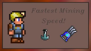 getlinkyoutube.com-Terraria Fastest Mining Speed (Outdated - 1.2.4)