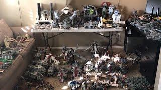 getlinkyoutube.com-My LEGO Star Wars Collection Video! NEW 2017! (GIANT!) - Huge LEGO Star Wars Collection