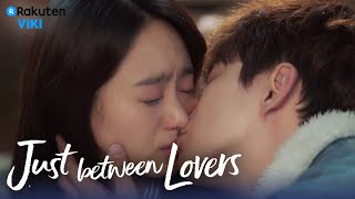 Just Between Lovers - EP13 |  Junho and Won Jin Ah Kiss [Eng Sub]