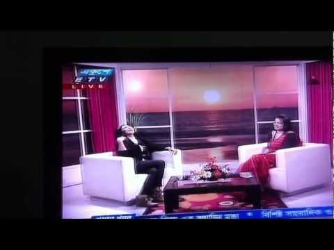 Sexy bangla model Alisha Pradhan Interview shocking CALL on ETV!!