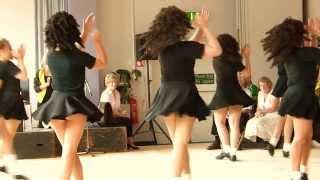 getlinkyoutube.com-The Ace Academy of Irish Dance - - The 18th Annual Crawley Irish Festival, W. Sussex. 25.08.13