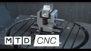 getlinkyoutube.com-DMG MORI DMU 75 Mono Block 5 axis machine