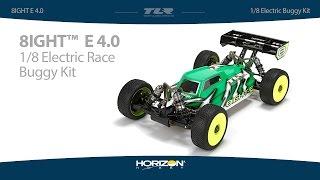 getlinkyoutube.com-Team Losi Racing 1/8 8IGHT-E™ 4.0 4WD Electric Buggy Kit