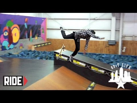 Vert, Mini-Ramp, and a Mega Ramp Tour at Damn Am Woodward West 2012: SPoT Life  Episode 26