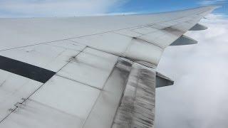 getlinkyoutube.com-Extremely Dirty Air Canada 777-300ER Post-Rainstorm Takeoff from Frankfurt Am Main!