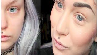 getlinkyoutube.com-Full Face - Contour & Highlight + Brows ı Evelina Forsell