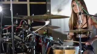 getlinkyoutube.com-No one knows by Queens of the stone age - Drum Cover by Alex Monsa