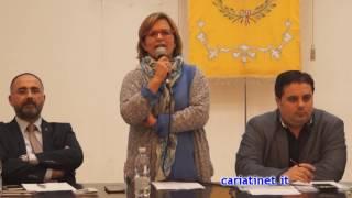 Arrivo dei migranti a Cariati: Consiglio comunale del 27 10 2016 PARTE1