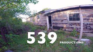 getlinkyoutube.com-Abandoned Hoarders Farm with Classic Cars