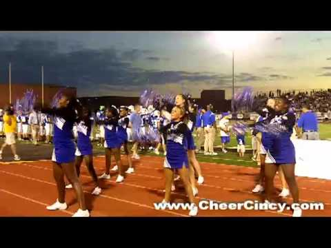 Cheerleading Chant: Hey Get Excited