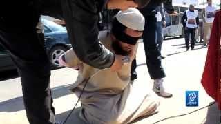 getlinkyoutube.com-Hespress.com: Des salafistes en Sit-in devant le siège du CNDH