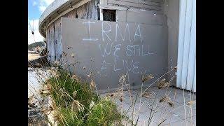 Driving around St. Maarten 4 month post IRMA width=