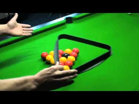 How to Play Pool, with Gareth Potts: The Break