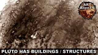 getlinkyoutube.com-PLUTO CITY BUILDINGS ? RECTANGULAR STRUCTURES or NASA FAKE ? ArtAlienTV - 1080p