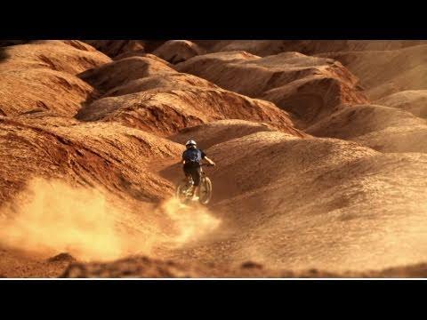 Where the Trail Ends - Freeride Mountain Biking - Gobi Desert