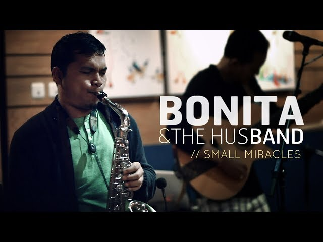 JOGET GEMBIRA - BONITA AND THE HUS BAND karaoke dangdut (Tanpa vokal) cover