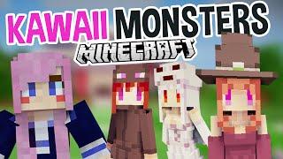 getlinkyoutube.com-Kawaii Monsters | Super Cute Minecraft Mod