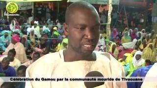 Vidéo : Célébration du Gamou 2017 par la communauté mouride de Tivaouane