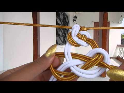 Macrame Knots Tutorial @catrionaakacat