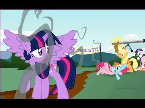 My Little Pony: Red Bull Stratos Skydiving