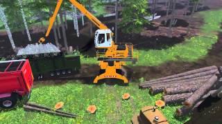 getlinkyoutube.com-FS 15 The Beast- Heavy Duty Wood Chipper Part 2