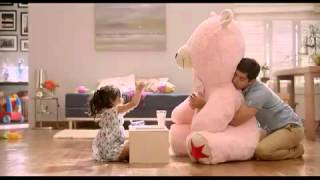 getlinkyoutube.com-Oreo father daughter teddy TVC