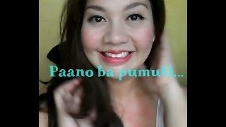 getlinkyoutube.com-Paano pumuti ♥ | how to have whiter and fairer skin - filipino products - tagalog