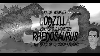 getlinkyoutube.com-GODZILLA VS RHEDOSAURUS  KAIJU MOMENTS # 23