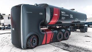 getlinkyoutube.com-Future Audi Truck Concept