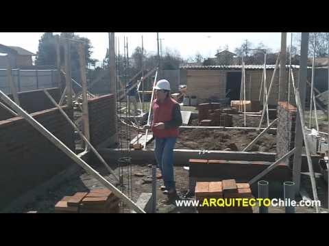 Construir una Casa con Albañileria de Ladrillos