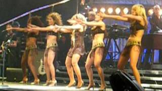 "getlinkyoutube.com-Tina Turner: ""Proud Mary"" Manchester M.E.N. Arena - 30 March 2009"