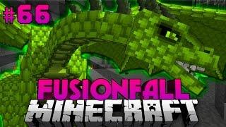 GIFTSPUCKENDE KILLERDRACHEN?! - Minecraft Fusionfall #066 [Deutsch/HD]