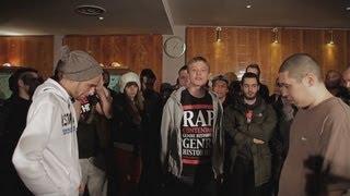Rap Contenders - Espoir Edition 1 : Fénix vs Nem