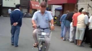 getlinkyoutube.com-自転車で突撃!-西成あいりん地区③- Airin, Japan's Biggest Slum