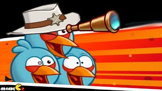 getlinkyoutube.com-Angry Birds Fight! - KING BOSS Boat Match Tropical Island Level Up Birds Gameplay Walkthrough Part 5
